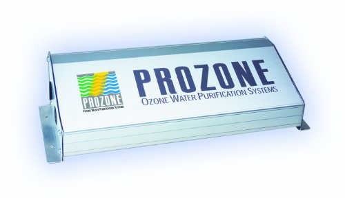 (Prozone Water Products PZ7-2HO Ozone System Generator for Residential Pools)