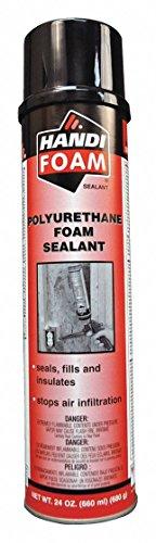 (Gun Foam Sealant, 24 oz, Cream)