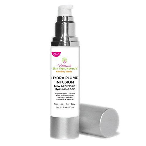 Hydra Plump Infusion Maximum Collagen & Elastin Serum Extra-Strength Hydration Skin Plumping Moisturizing Formula (Plumping Hydra Collagen)