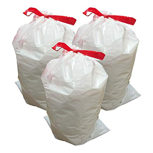 Think Crucial 30PK Durable Garbage Bags Fit simplehuman 'S