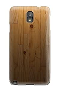 Sanp On Case Cover Protector For Galaxy Note 3 (parquet Flooring)