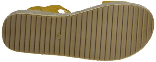 Femme Sandales COOLWAY Mos Plateforme Jaune Mini ZpqqxwTta