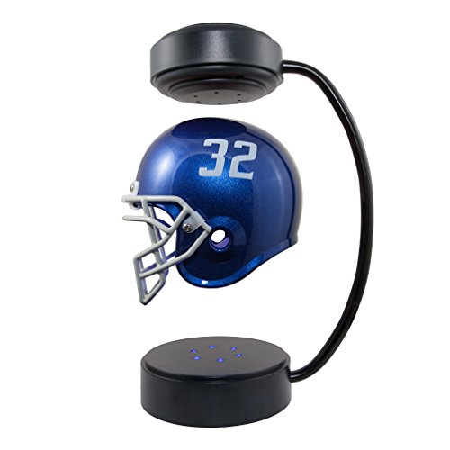 Boise State Broncos NCAA Hover Helmet - Collectible Levitating Football Helmet with Electromagnetic ()