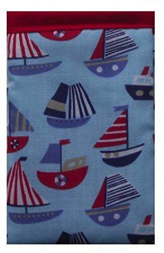 Kleine Boote Print Apple iPhone SE Socke / Case / Cover