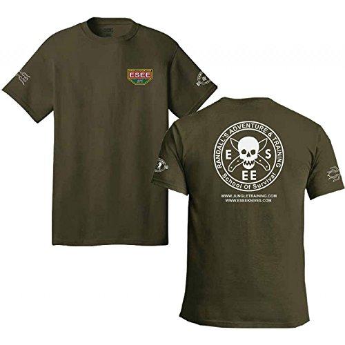 ESEE Training T Shirt M Green