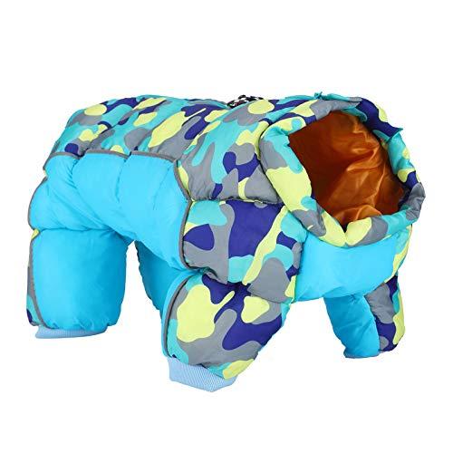 Warme kleding voor huisdieren, hondenkleding, om warm te blijven voor kleine honden en katten(12#)