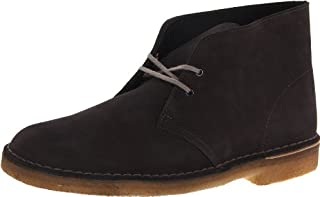 Clarks Men's Desert Boot,Dark Grey Suede,8.5 M US (B00AYCL4Y0) | Amazon price tracker / tracking, Amazon price history charts, Amazon price watches, Amazon price drop alerts