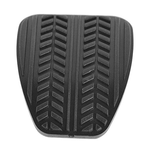 Hotwin Brake or Clutch Pedal Pad Cover F4ZZ2457A Compatible with 1994-2004 Ford