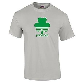 a646cc826 Paddidas Spoof Funny St Patrick's Day Irish St Paddy's T-Shirt - to 5XL -
