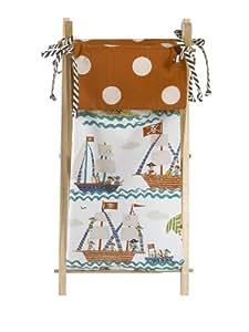 Cotton Tale Designs Aye Matie Hamper (Discontinued by Manufacturer)