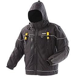 Frabill Ice I5 Jacket, Black, X-Large