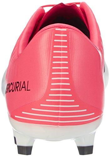 Rosa FG Pink Mercurial Hombre para Veloce III White de NIKE fútbol Botas Black Racer PzZxAtPqwF