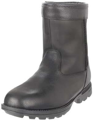 BEARPAW Men's Alta II Pull-on Boot,Black,8 M US