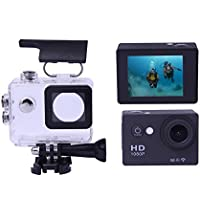 SJ4000 WiFi 2.0-inch Sport Action Camera 1080P HD 170° Wide Angle 12MP Waterproof Sport Video DV Car DVR Wireless Camcorder
