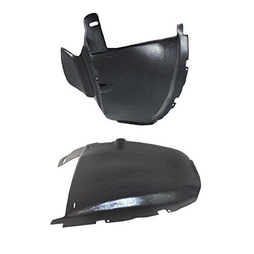 Ford Explorer Front Splash Shield - Koolzap For 02-05 Explorer Front Splash Shield Inner Fender Liner Panel Left Right SET PAIR