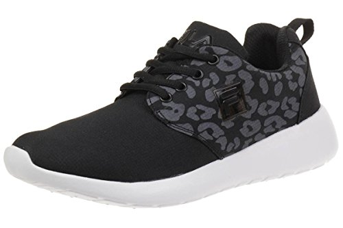 Fila Alva Low W Run Women Running Trainers Sneakers fitness black