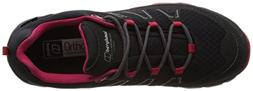 Low Walking Cerise Explorer Rise Shoes Gore Tex Black Berghaus An8 Multicolor Women's Active wxq5C0nRX