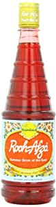 Hamdard Rooh Afza Sharbat Syrup, Rose, 26.6 Ounce