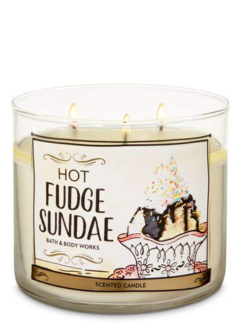 Bath & Body Work Hot Fudge Sundae 3-Wick Candle