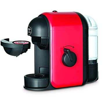 Lavazza Minù Independiente Manual Máquina de café en cápsulas 0.5L Rojo - Cafetera (Independiente