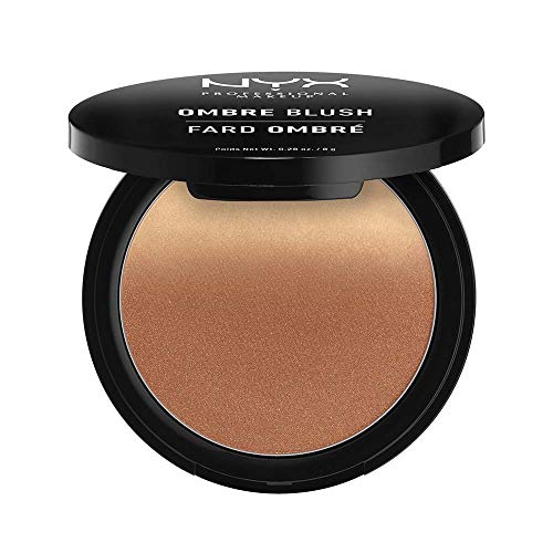 NYX Professional Makeup Ombre Blush, Nude To Me, 0.28 Ounce