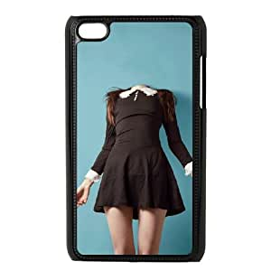iPod Touch 4 Case Black Silence Knzdq