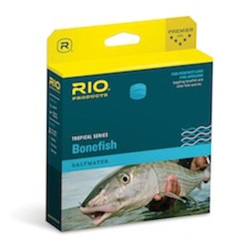 Rio Quickshooter Bonefish Fly Line, Aqua Blue/Sand, WF8F