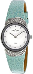 Skagen Women's 818SSLI White Watch