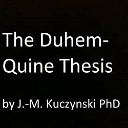 The Duhem-Quine Thesis
