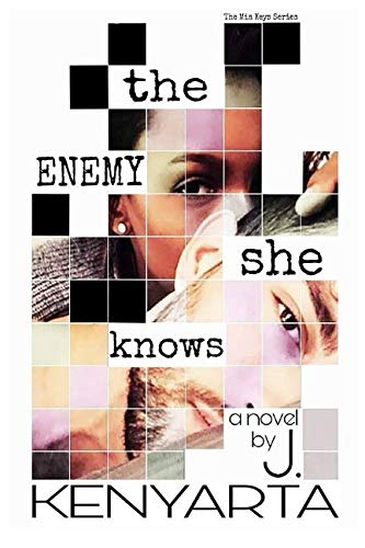 Books : The Enemy She Knows (The Mia Keys Series)