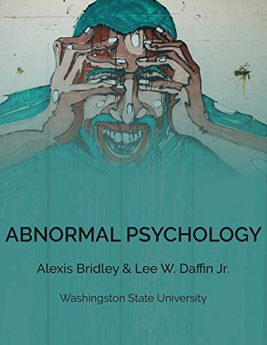 Abnormal Psychology: Washington University ()