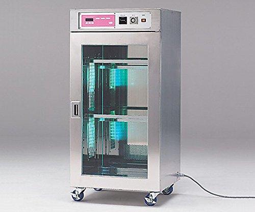 0-7872-01便尿器殺菌線保温庫(架台仕様) B07BDN1TMB