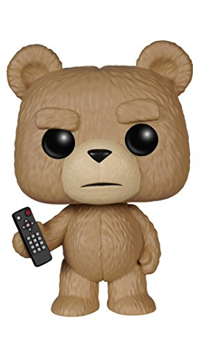 Funko Ted 2 Ted With Remote Pop Vinyl -
