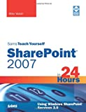 SharePoint 2007, Mike Walsh, 0672330008