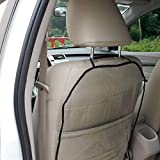 Car Seat Protector Back Cover Protectors for Children Protect Back of The Auto Seats Covers for Baby from Mud Dirt