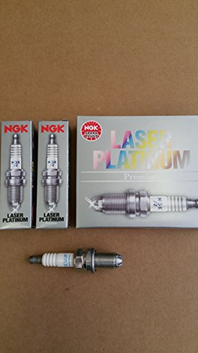 - BMW Spark Plugs, Plug Set Laser Platinum NGK OEM 3199 (6pcs)