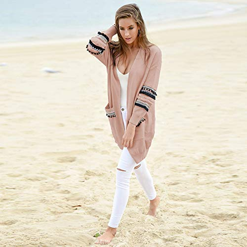 Boh Chic Cardigan Femmes ASSKDAN Tops Sweater Outerwear Pq1WwTA