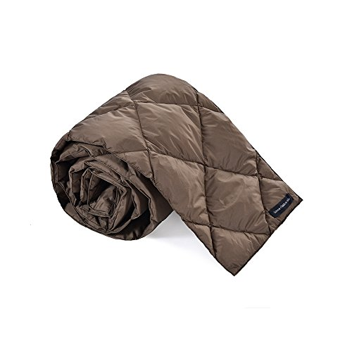 Down Scarf - Ultra Light 650 Fill Power Duck Down Scraf - Men's and Women's