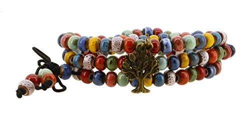 Porcelain Beads Bracelet - 1