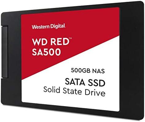 Western Digital WD Rojo M.2 SATA, 500 GB, Rojo: Amazon.es: Informática