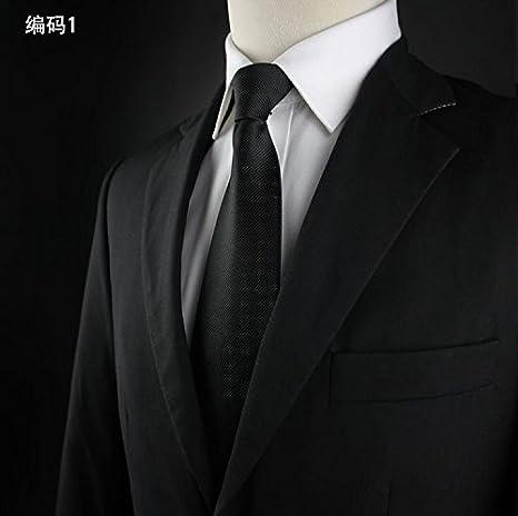 GENTLEE TIE Cómoda de amarre automático para hombres trajes de ...