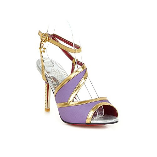 Ballerine Donna AdeeSu Ballerine Purple Donna AdeeSu Purple S4xwX8Iq8