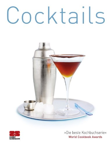 Cocktails (Trendkochbücher 7) (German - Cachaca Rum