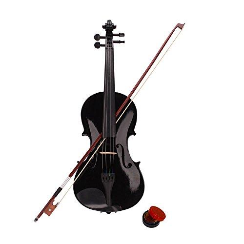 Acoustic Violins