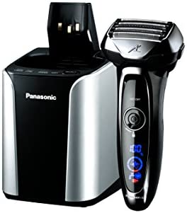 Panasonic Arc5 Wet/Dry Shaver with Cleaning and Charging System