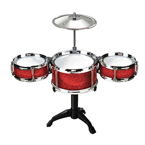 Desktop Drum Set - Red