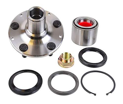 (SKF BR930577K Wheel Bearing and Hub Assembly Repair Kit)
