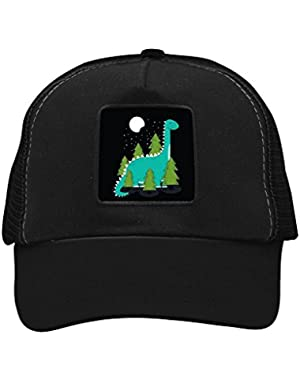 Unisex Lovely Dinosaur Adjustable Classic Hiphop Hat Baseball Cap Snapback Dad Hat