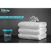 X-Brite Anti-Stain Detergent Powder Formulated for Towels