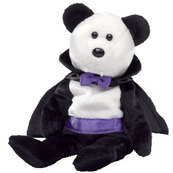 Ty Beanie Babies Count - Vampire Bear